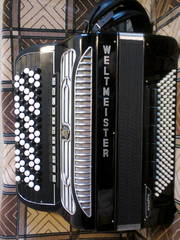 кнопочный аккордеон (баян) Weltmeister-Supita