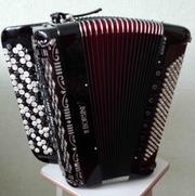 Продаю Кнопочный аккордеон (баян) Итальянский BORSINI super lux